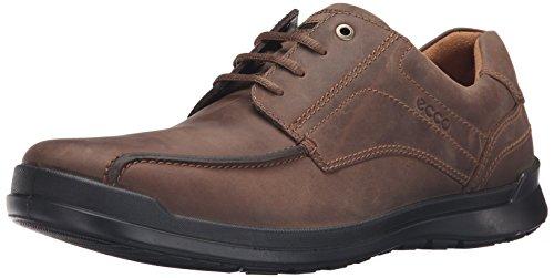 ecco-mens-howell-lace-oxford-cocoa-brown-42-eu-8-85-m-us