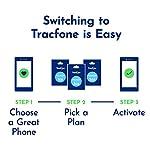 TracFone Samsung Galaxy A20 4G LTE Prepaid Smartphone (Locked) – Black – 32GB – Sim Card Included – CDMA
