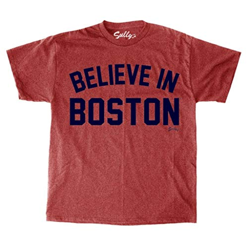 Sully's Brand Believe in Boston - Arched Retro - T-Shirt