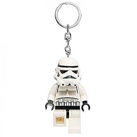 LEGO Star Wars - Llavero con figura de soldado de asalto con ...