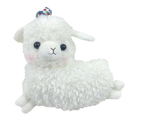 Amuse-Cute-Alpaca-Llama-Plush