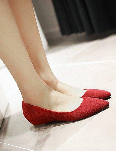 mujer piel sint PDX de de zapatos qnxf8Y