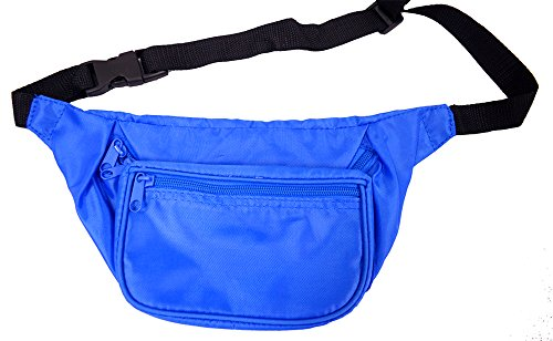 Price comparison product image BAM Products Fanny Waist Packs Blank Neon (Blank Neon Blue)