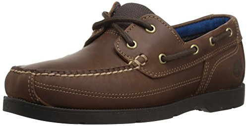 Timberland Men's Piper Cove FG Boat Shoe,Medium Brown,12 W US
