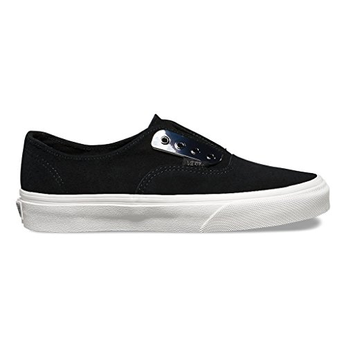 Vans Women Authentic Gore Metal Eyeplate BLACK VN-000ZSKJPZ_6.5M-8W