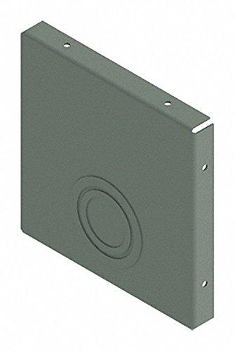 Steel Wireway Closure Plate for Hoffman F88 Series Wireways