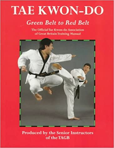 Tae Kwon-do Green Belt To Red Belt