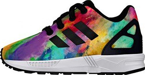 adidas Zx Flux El I, Zapatillas Unisex Bebé Multicolor
