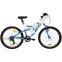 Firefox Bikes Dart 26T 6 Speed Mountain Cycle (Blue/White)