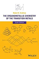 The Organometallic Chemistry of the Transition Metals by Robert H. Crabtree (2014-04-21)