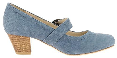 Andrea Conti Damen 3005710 Pumps Jeans