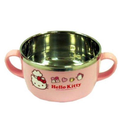 Lock & Lock Hello Kitty Children Stainless Steel Baby Food Bowl