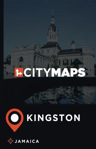 City Maps Kingston Jamaica