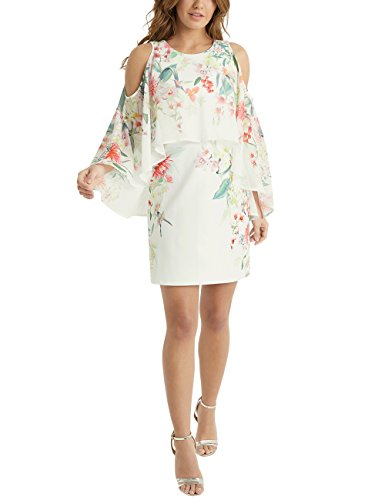 d691bf628225 LIPSY Women Amy Floral Print Cape Sleeve Bodycon Dress - Buy Online in  Oman. | Apparel Products in Oman - See Prices, Reviews and Free Delivery in  Muscat, ...