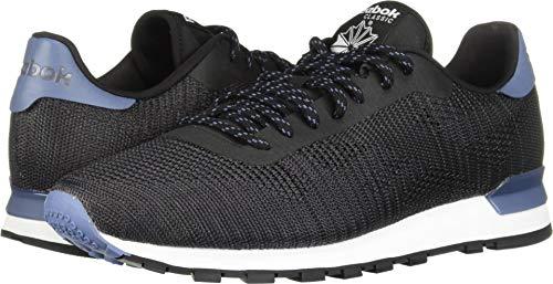 - Reebok Men's Classic Leather Sneaker, Black/ash Grey/Blue Slate, 11.5 M US