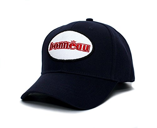 Bonneau Lincoln Hawk Hat Over The Top Movie Cap Navy]()