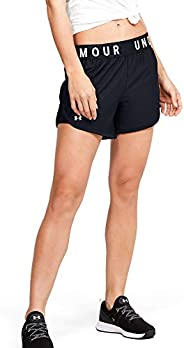 Under Armour Womens Play Up 5-inch Shorts