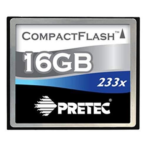 Pretec CF 16GB 16GB CompactFlash Memoria Flash - Tarjeta de ...