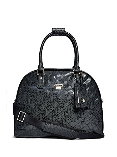 Guess Jordyn Travel Dome Tote in Black