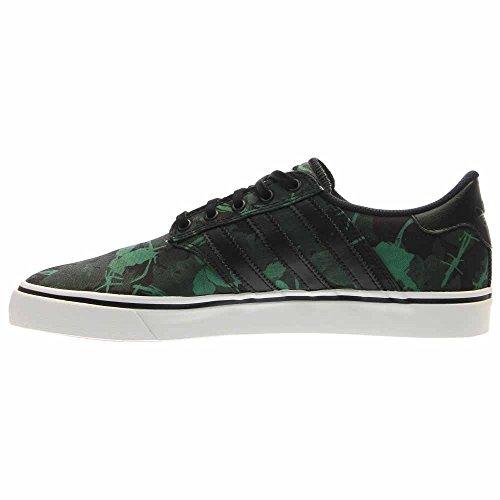 Adidas Originals Mens Sneaker Sbollentare Seeley Moda Premiere Verde / Nero / Bianco