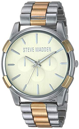 Steve Madden Fashion Watch (Model: SMW246TG)