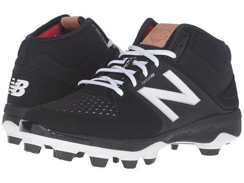 (ニューバランス) New Balance メンズ野球ベースボールシューズ靴 PM3000v3 Black/Black 8.5 26.5cm D Medium [並行輸入品] B06XCRZC46
