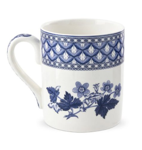 Spode Blue Room - Blue Room 16 oz. Geranium Mug