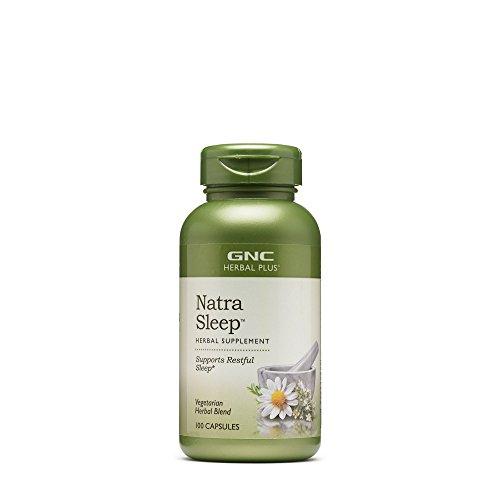 GNC Herbal Plus Natra Sleep 100 caps