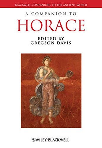 A Companion to Horace