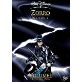 Zorro : Saison 1, vol.5 - Version colorisé