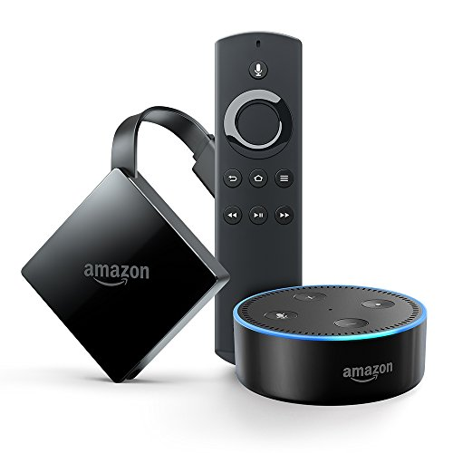 Fire TV with 4K Ultra HD and Alexa Voice