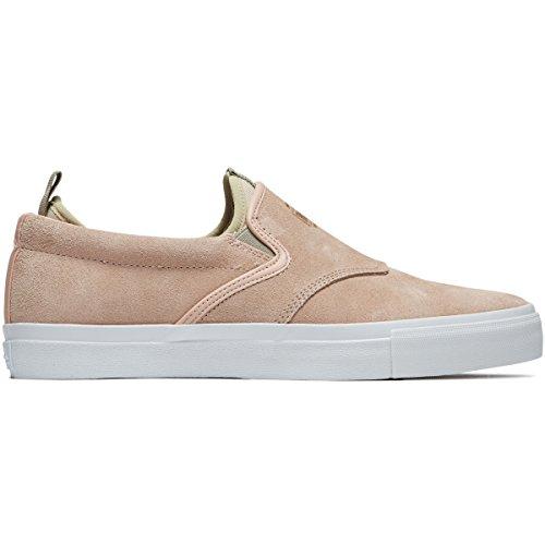 Diamond Supply Co. Boo J XL Shoes - Pink Suede MTumrKj