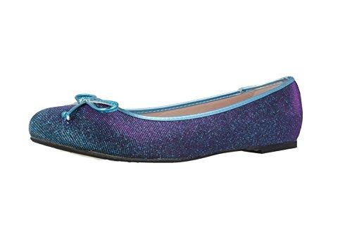 en chaussures femme mACHADO ANDRES taille ballerines grande matelas multicolore 1RX4q