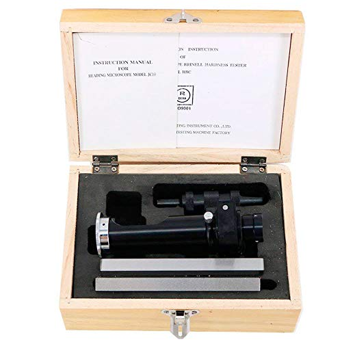 Tongbao HBC Durometer Hammer Hitting Brinell Hardness Tester with Readout Microscope