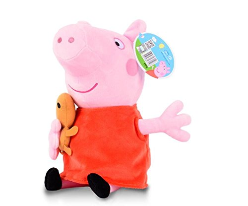 Peppa Pig Pink Anime Sale Soft Stuffed Cartoon Animal Doll for Children's Gift (02) -