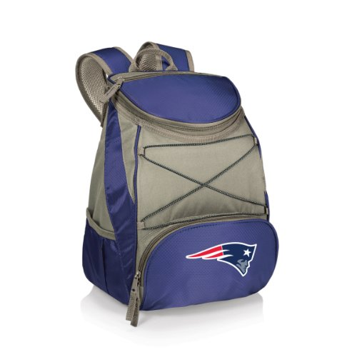 England Patriots Insulated Backpack Cooler