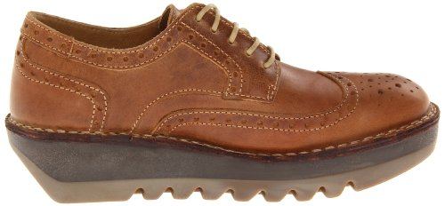 Fly London Jane, Scarpe Brogue Donna Marrone (Brown (Brown P210705000))