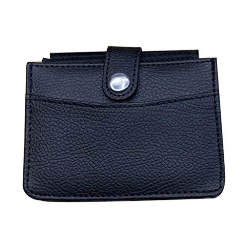 (Finedayqi  Prevents Identify Top Telescopic Wallet Card Storage Bag Organizer Manage)