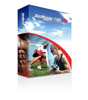 DietMaster 2100 Plus Nutrition Software - Lean Bodybuilder Edition Diet Software, Awarded 2013 Best Diet Software - Top Ten Reviews