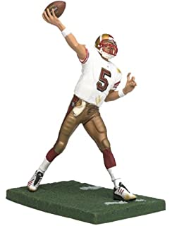 e65cf515cd0 McFarlane Toys NFL Sports Picks Series 5 Action Figure Jeff Garcia (San  Francisco 49ers)