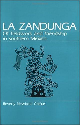 LA Zandunga: Of Fieldwork and Friendship in Southern Mexico