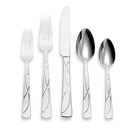 Vibe™ 22-Piece Flatware Set by Lenox®
