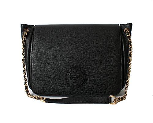 tory-burch-marion-pobbled-leather-flap-shoulder-bag-in-black