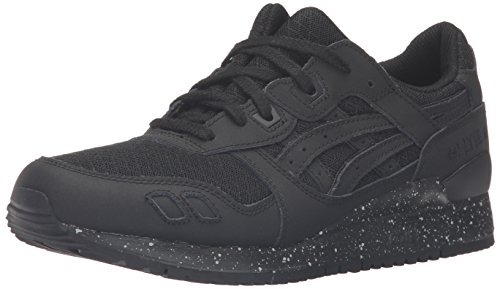 ASICS Men Gel-Lyte III Fashion Sneaker Black/Black/Black/Black