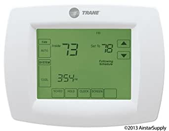 American Standard Single Stage Thermostat 7 Day