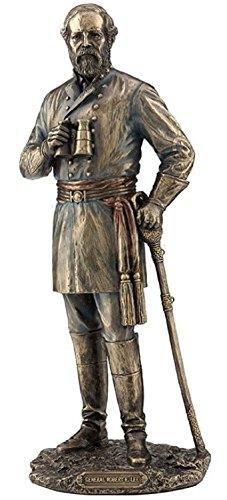 Robert E. Lee Standing Statue Sculpture Civil War Civil War Sculpture