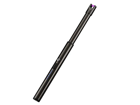 PURLINE FPL USB B Encendedor el/éctrico a bateria recargable para biochimenas