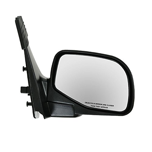 Power Side View Mirror w/Puddle Light Passenger Right RH for Ford Explorer