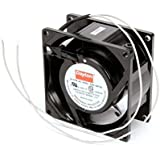 Dayton Axial Fan 115 Volts AC; 12 Watts; 30 CFM; Model 4WT40 by Dayton