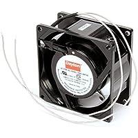 Dayton Axial Fan 115 Volts AC; 12 Watts; 30 CFM; Model 4WT40 by Dayton